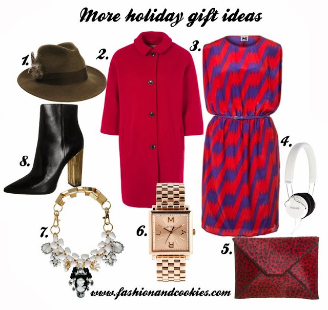 Holiday gift ideas from Fashion and Cookies, fashion blog
