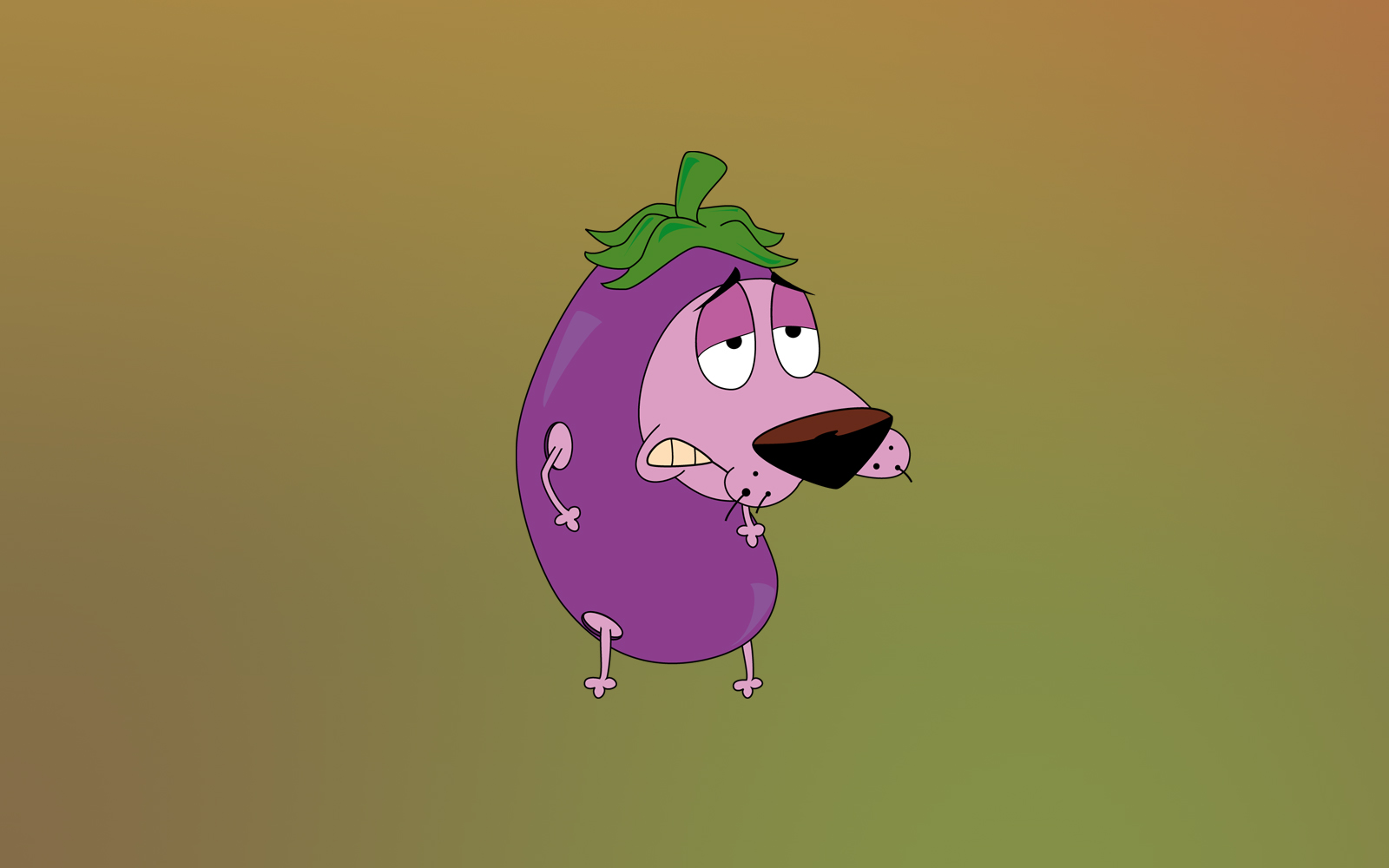 Courage the Cowardly Dog | HD Wallpapers (High Definition ...