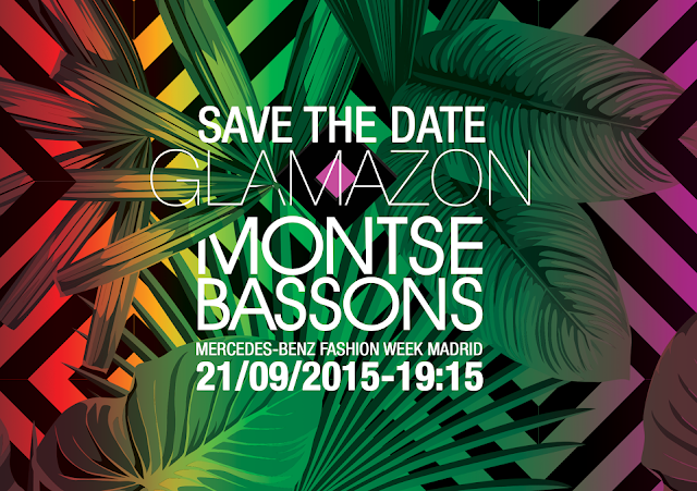 Montse Bassons, Basmar, Sandra Ibarra, MBFWMadrid, Pasarela, Desfile, Glamazon, SS16