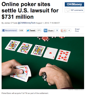 Oh, right, right... this is a poker story, not blackjack.