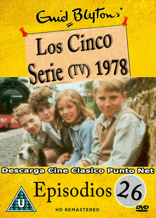 Los Cinco (Serie tv) ( 1978 )
