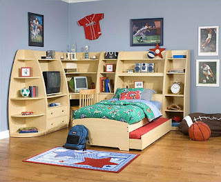 Models for Boys Bedroom Ideas Decorating 6