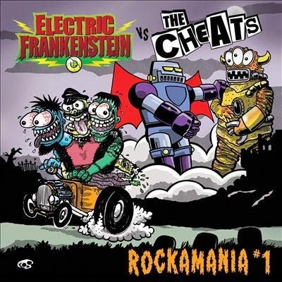 Electric Frankenstein / The Cheats