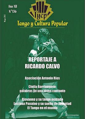 Tango y Cultura Popular N° 136