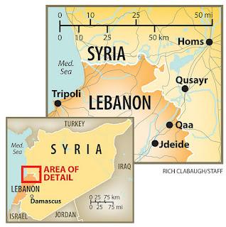 la proxima guerra frontera libano siria misiles