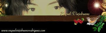 Página Web oficial de Raquel Viejobueno