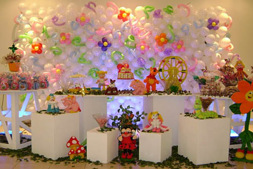decoracao festa xuxinha:Festa Xuxinha