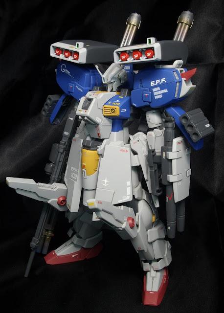 Full Armor Ex-s Gundam Modeler