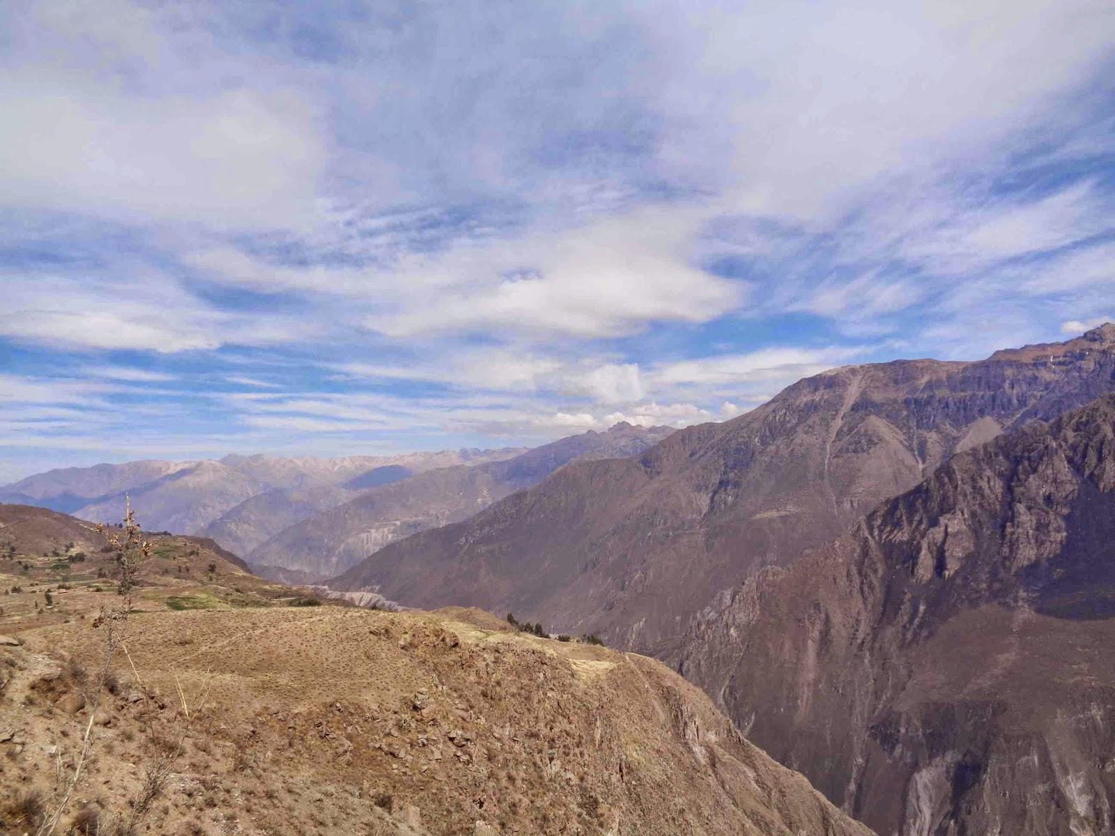 Arequipa Colca Canyon