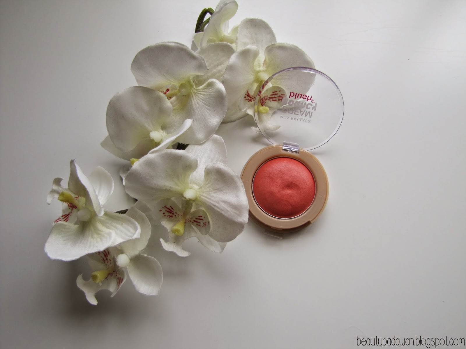 "Maybelline Dream Bouncy Blush -- ""Candy Coral"""