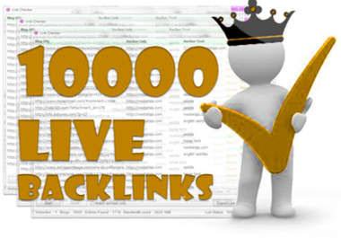 Jasa 10.000 Komentar Blog ScrapeBox