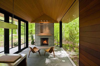 interior design - pavilion - garden pavilion