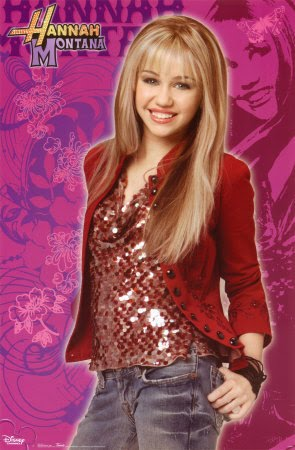 Yes she started off as a sweet innocent looking girl from the Disney Channel ...