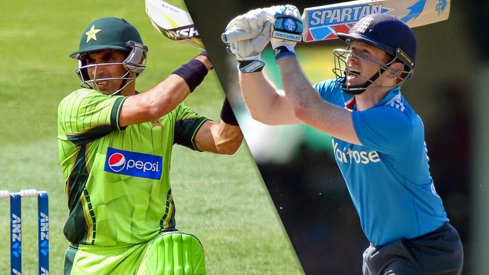 World Cup 2015 Pakistan vs England