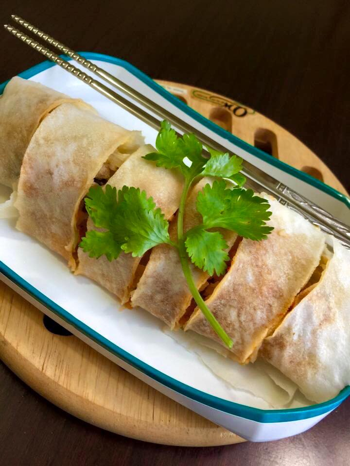 Traditional hokkien popiah by lily tan singapore home cooks forumfinder Gallery