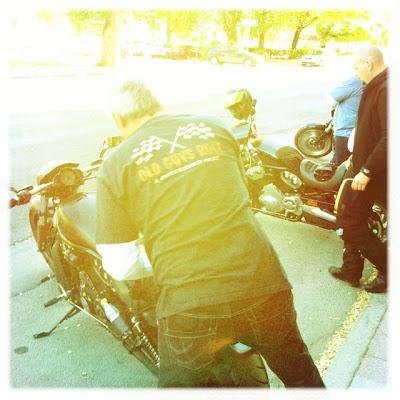 Old Guys Rules tour belladonna