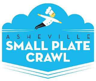 Asheville Small Crawl Logo