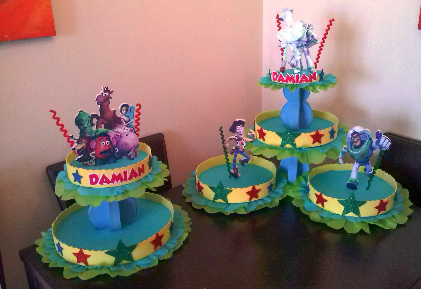 Eventos para tu Bebé: Chupeteras Toy Story
