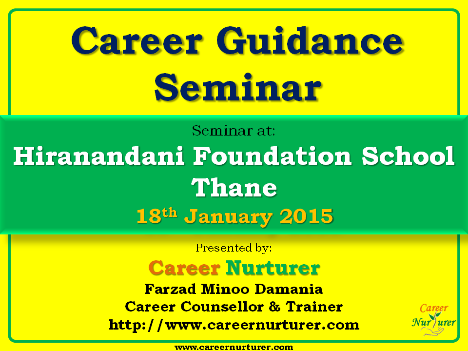 Career Guidance and Career Counselling in Mumbai