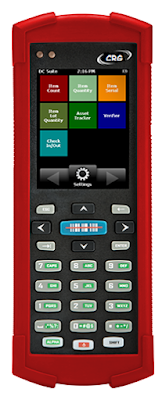 CRG SPS-500 Hand Held Data Collector
