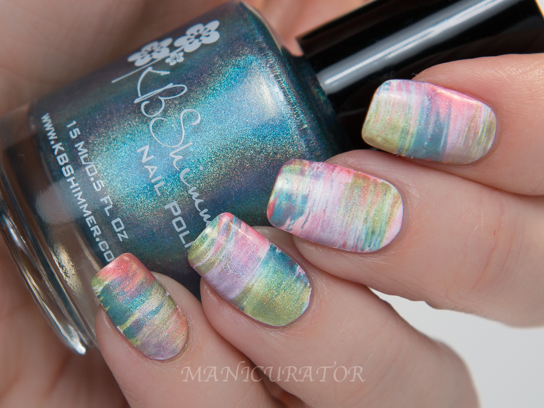 KBShimmer-Spring-Blue-d Lines-fan-brush-flower-nail-art