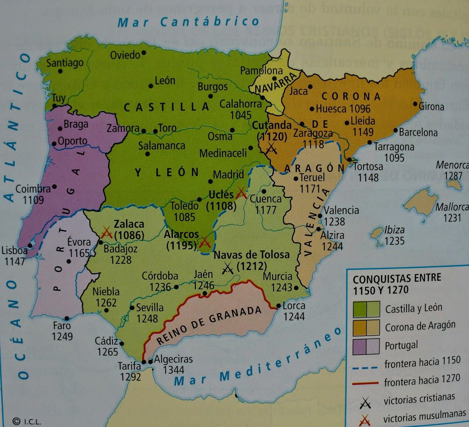COMENTARIO DE MAPAS  Ensear y aprender Geografa e Historia
