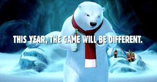 interactive, Polar bears, Super bowl, 2013, reflexblue
