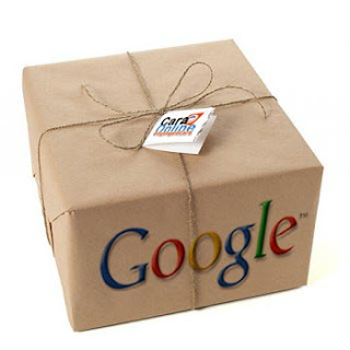 Hadiah dari google