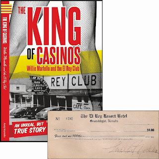 King of Casinos Book