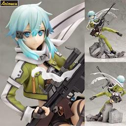 Figura Sinon Sword Art Online II Phantom Bullet