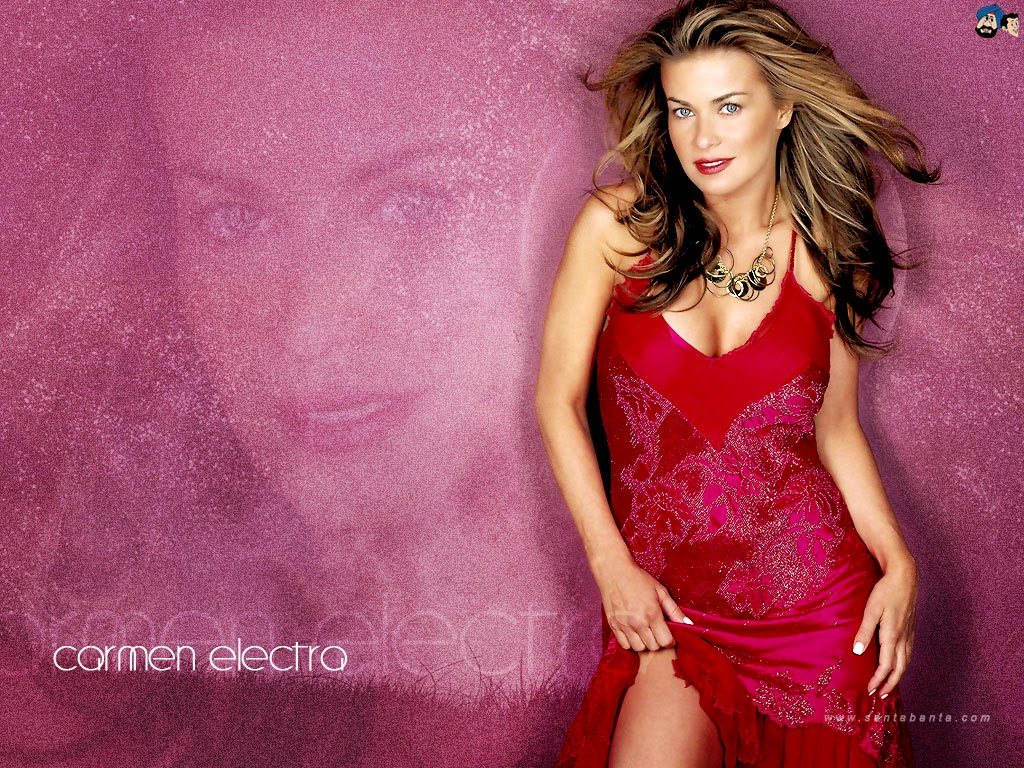 carmen electra latest hd - photo #13