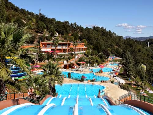 Porto Portugalia Park wodny aquapark foto opis Amarante Water Park
