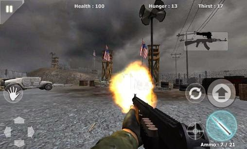 Download Commando Behind Enemy Lines 2 For Android