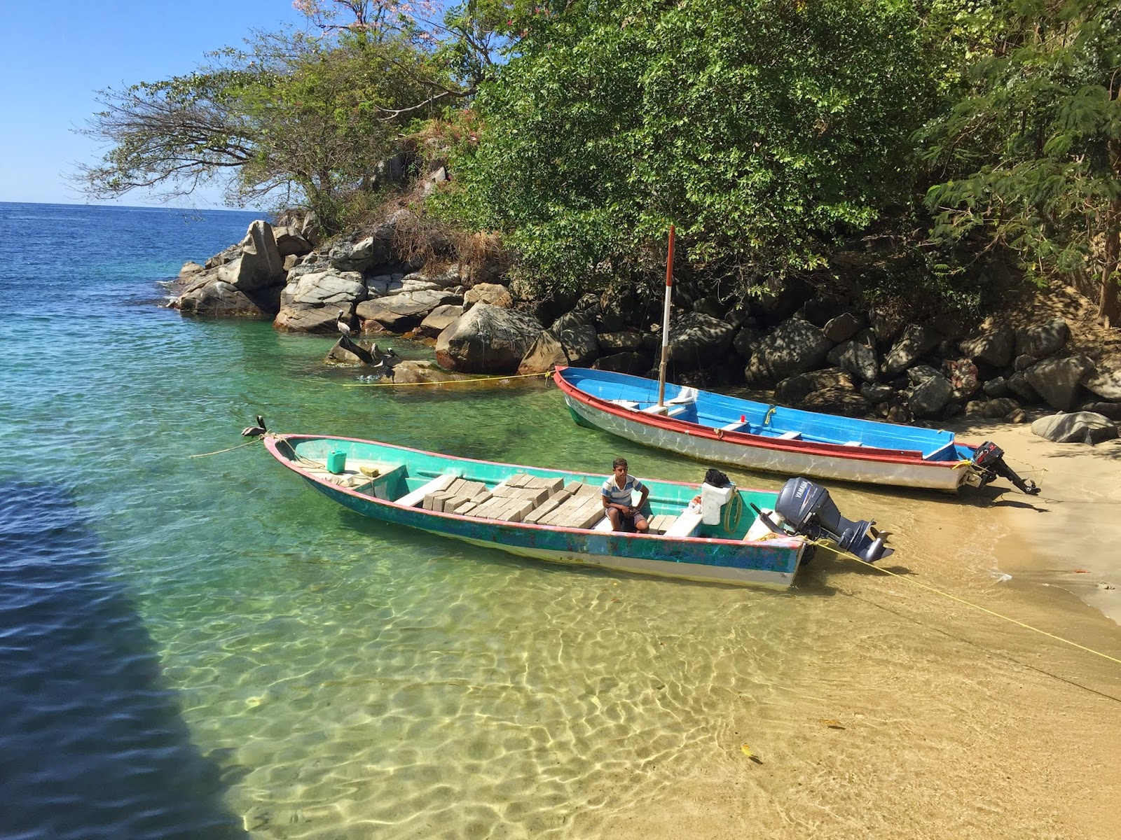 how to get to yelapa mexico
