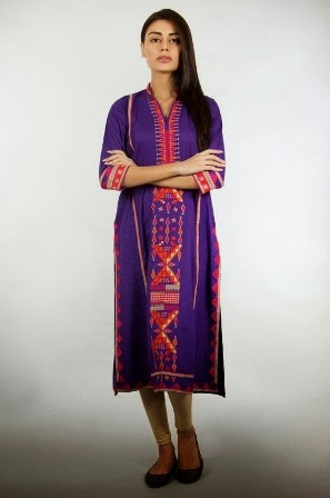 Latest Khaadi Collection 2014-15