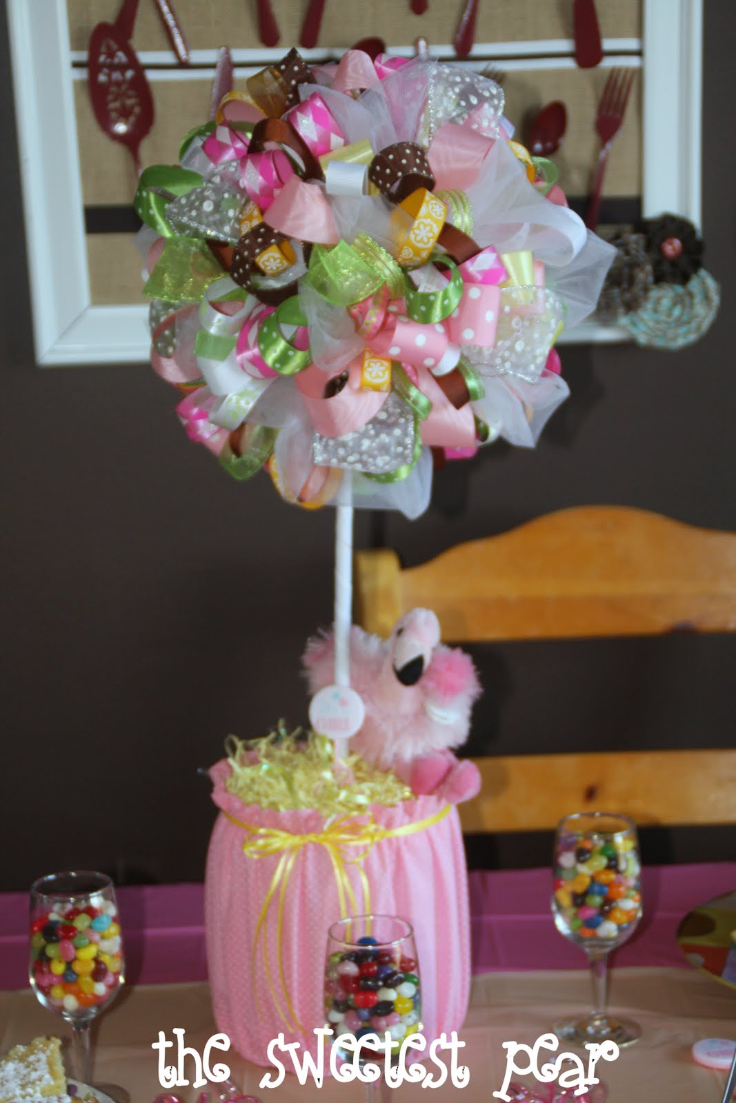 baby shower food ideas pinterest pink and yellow baby shower