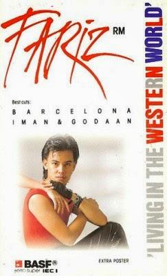FARIZ R.M - LIVING IN THE WESTERN WORLD FULL ALBUM 1989