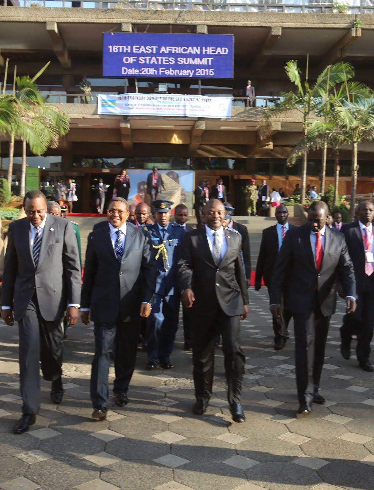 NCHI ZA JUMUIYA YA AFRIKA MASHARIKI JIJINI NAIROBI,KENYA, KATIKA PICHA