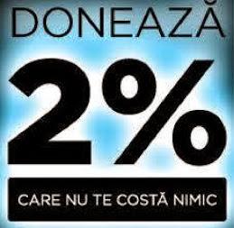 2% pentru AŞCHIUŢĂ