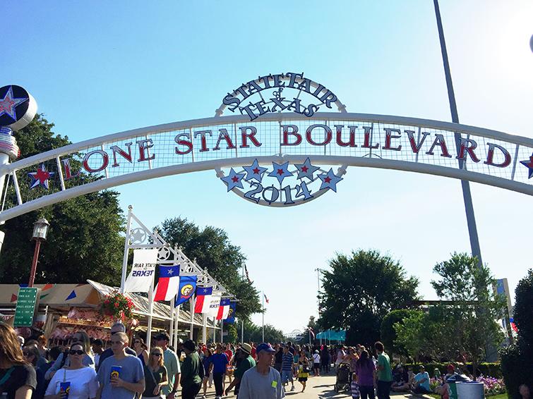 state fair of texas lone star boulevard