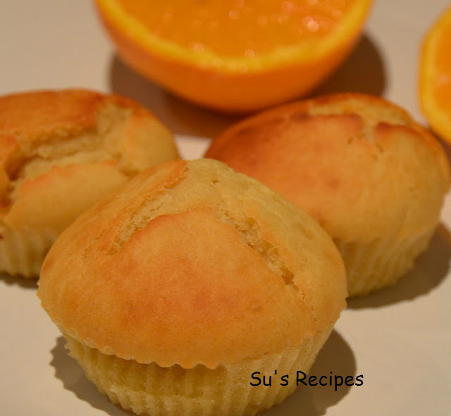 Eggless Orange Muffins, vegan muffins, eggless dessert, eggless muffins with curd, organge vegan muffins