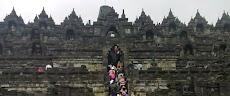 Borobudur Itu Indah Dan Unik, Tetapi.......