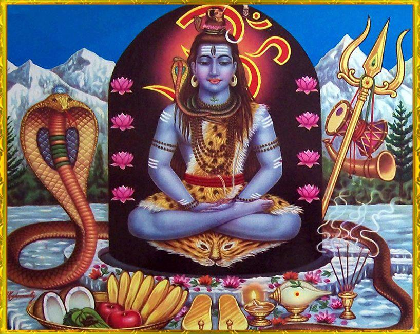 God Shiv Shankar HD Wallpapers free download