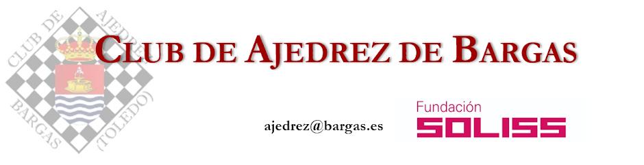 AJEDREZ BARGAS