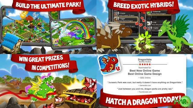 DragonVale Android Hack