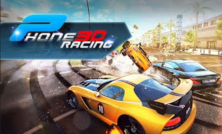 Screenshots of the Phone 3D Racing for Android tablet, phone.