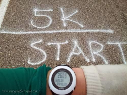 Tri-States Marathon 5K Start