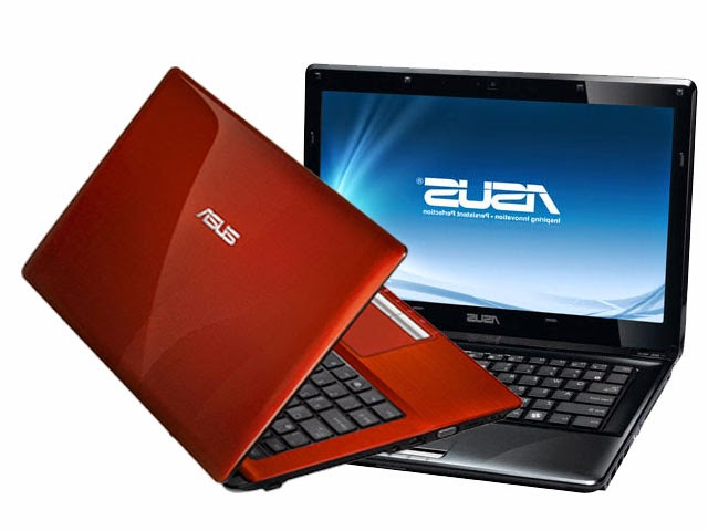 Laptop Asus Core iBerkualitas Maret - April