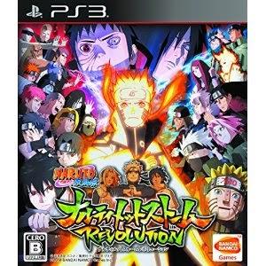 [PS3] Naruto Shippuden:Ultimate Ninja Storm Revolution [NARUTO -ナルト- 疾風伝 ナルティメットストーム レボリューション] (JPN) ISO Download