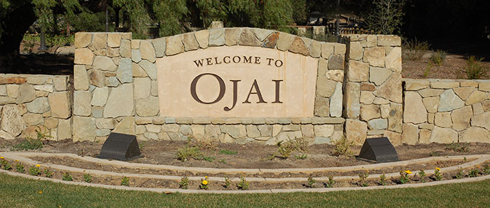 Welcome to Ojai!